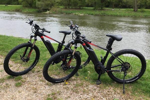Tiefeinsteiger Fahrräder für Damen